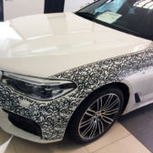 BMW Vehicle wrapping