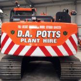 D.A. Potts Plant Hire