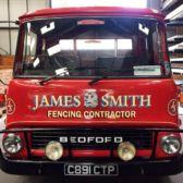 James Smith Fencing Contractor