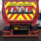 LTL Highway Maintenance vehicle