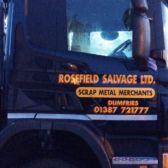 Rosefield Salvage Ltd